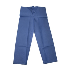 Blue SMS Scrub Trousers (M)