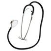 Black Dual Head Stethoscopes