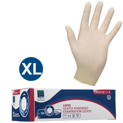 Premier Latex Examination Gloves (XL)