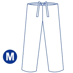 Blue Scrub Trousers (M)