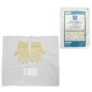 Polyfield Packs White Bag Latex Gloves (S)