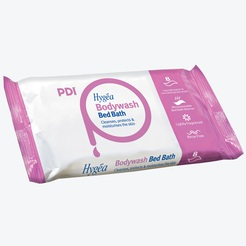PDI Hygea Bed Bath Wipes