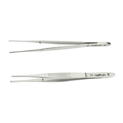 Iris Toothed  Forceps (10 cm)