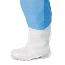 Healthgard Disposable White Plastic Boot Covers