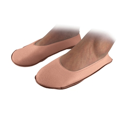 Brown Cosy-Toes Foam Slippers  (XL)