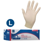 Premier Latex Examination Gloves (L)