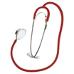 Red Dual Head Stethoscopes