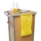 Premier Yellow Bedside Locker Waste Bags