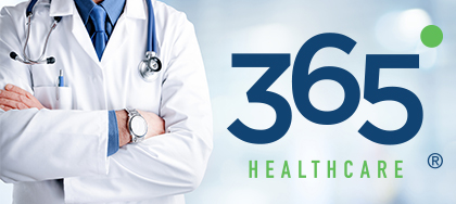 New 365 Healthcare Website Launched