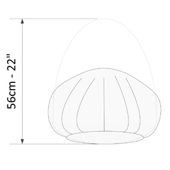 Image Intensifier Dome Bags  (117 x 56 cm)