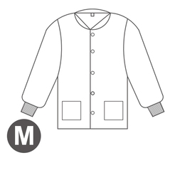White Warming Jackets (M)