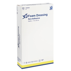 365 Foam Dressings (10 x 20 cm)