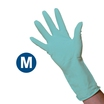 Clean Grip Green Rubber Gloves (M)