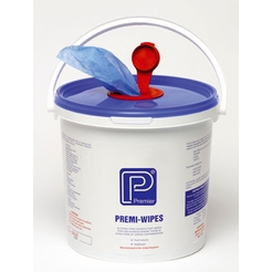 Premier Disinfectant Premi-Wipes