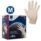 Premier Sterile Latex Exam Gloves (M) - 200 Pairs