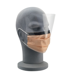 FluidProtect Surgical Face Mask & Visor (Loops)