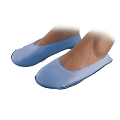 Blue Cosy-Toes Foam Slippers (M)