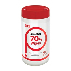PDI Sani-Cloth 70 Alcohol Wipes