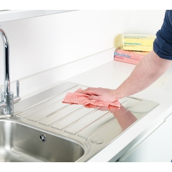 Premier Red Multi-Purpose Cleaning Cloths